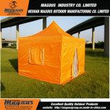 barraca de anúncio de acampamento de aço de 3*3m