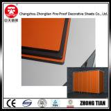 Tarjeta fenólica de la pared interior del laminado del compacto