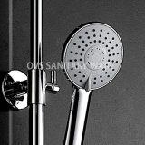 Tête de douche multifonctionnelle de pluie d'accessoires de salle de bains de qualité