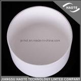 Crogiolo di ceramica dell'allumina cilindrica a temperatura elevata di Refactory