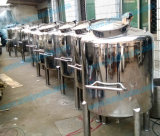 El tanque de almacenaje de mezcla del acero inoxidable para la goma de tomate (AC-140)