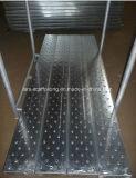 Andaimes de aço Plank / Deck / Board para equipamentos de construção