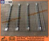 Paquet durable soudé de maille de Decking/de treillis métallique pour des crémaillères de palette d'entrepôt