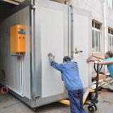 Forno elettrico del rivestimento della polvere con il motore di ventilatore