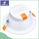 7W LED Downlight para la iluminación comercial