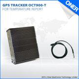 Perseguidor do GPS do carro de refrigerador com monitoração de temperatura