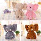 Cute Elephant Stuffed Plush Soft Doll