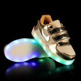 2016 يلمع [بو] جلد يبيطر جديات [لد] يشعل فوق [أوسب] بطارية قابل للشحن يشغل [لد] أحذية ضوء