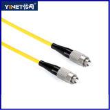 FC/Upc cuerda de corrección unimodal a una cara de la fibra de FC/Upc a la 9/125