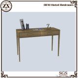 Hotel-Bett-Schal-Hotel-Schlafzimmer-Computer-Schreibtisch