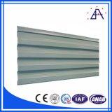 Personnaliser le profil en aluminium pour le panneau de plafond/panneau en aluminium