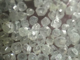 Diamante sintetico bianco sviluppato laboratorio di Vs/Vvs G-H di massima