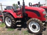 80HP 90HP 100HP 110HP Rad-Traktor mit Sonnenschutz bewirtschaftend