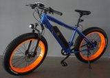 모터 48V 500W를 가진 2017 새로운 뚱뚱한 전기 자전거