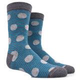 сочетание из объезжает и Stripes носок Patten