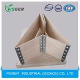 Embalajes de madera baratos del surtidor de la fábrica de China para Furit