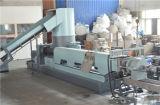 Máquina plástica Waste do granulador para a película do PLA do PE dos PP