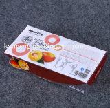 Коробка упаковки PVC роскошной ясности типа пакета пластичная для косметического пакета (коробка упаковки)
