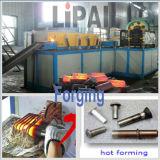 Máquina de forjamento energy-saving do aquecimento de indução da freqüência média (GS-ZP-100)