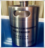 Hot Selling 50L Stainless Steel Beer Keg / Growlers