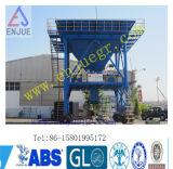Staub-Montieren des Portladen-Zufuhrbehälters der Leistungsfähigkeits-99.9%