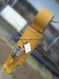 Cylindre hydraulique temporaire de double de la Chine pour des machines de construction
