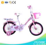 أطفال درّاجة/جميلة طفلة درّاجة