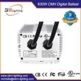 두 배 산출 2*315W는 옥외를 위한 가벼운 630W CMH 디지털 전자 밸러스트를 증가한다