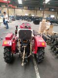 24HP 4WD landwirtschaftlicher Bauernhof-Traktor mit dem zwei Zylinder-Motor