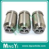 Chemise en aluminium d'éjecteur de la précision HSS de qualité