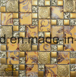 Macchina di rivestimento dell'oro delle mattonelle di ceramica, macchina della metallizzazione sotto vuoto delle mattonelle di /Ceramic
