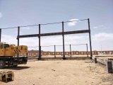 Oficina Thin-Walled de aço clara das estruturas