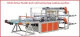 Doppelte Plattform PET flacher Beutel-Kälte-Ausschnitt-Maschine