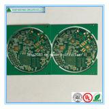 Ipc2 녹색 가면 PCB 회로판 제조