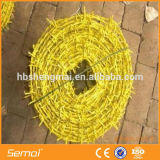 Двойная стренга гальванизирует стальную сетку колючей проволоки