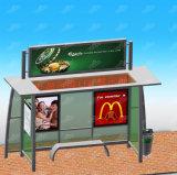 Diseño publicitario de acero del cobertizo del rectángulo popular