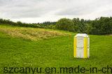 Het nieuwe Uiterst kleine Beweegbare Toilet van het Ontwerp
