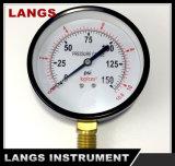 068 fábrica 100m m Air&#160 estándar; Calibrador de presión seco
