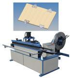 Machine en acier de boucle de fabrication de cartons compressible automatique de contre-plaqué