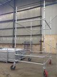 Расчалка лесов Cuplock строительного оборудования гальванизированная системой стальная раскосная