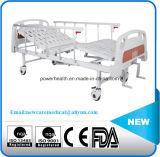 De goedkope Medische Apparatuur van Bed Twee van de Prijs Hand Onstabiele
