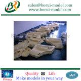 自動車部品、精密急速なプロトタイプ、射出成形を形成する縁