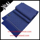 Männer arbeiten 100% Seide den gedruckten Schal um
