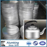Алюминиевый круг для герметических электрических кастрюль с высоким качеством