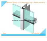 建築材料のガラス壁のクラッディング