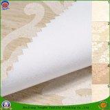 Rideau imperméable à l'eau Fabrc en arrêt total de franc de tissu tissé par textile à la maison de rideau en guichet de polyester
