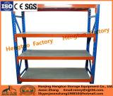 Angolo di acciaio Scaffalature Light Duty Merce Scaffalature per magazzino Utilizzando