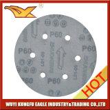 9 pollici - disco di smeriglitatura del Velcro di alta qualità (ossido di alluminio)