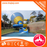 Eco-Friendly Outdoor Playgorund Equipment Water Park com Slide