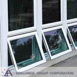 Anodizado de aluminio 6063-T5 perfil de ventana de aluminio (BA-137)